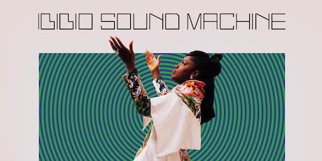 Ibibio Sound Machine @ High Dive tickets