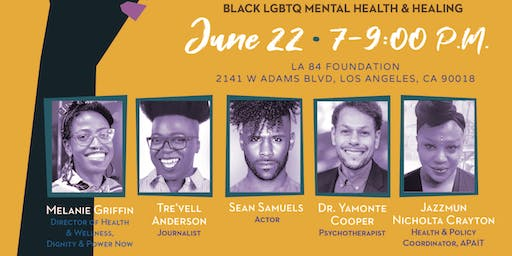 Giants Fall: Black LGBTQ Mental Health & Healing