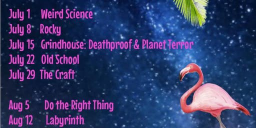 Free Rooftop Movie Monday - Weird Science!