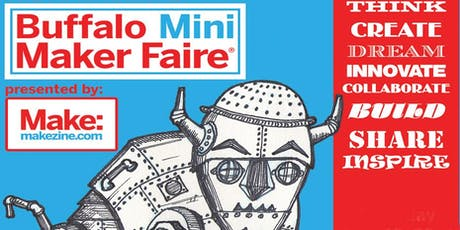 6th Annual Buffalo Mini Maker Faire tickets