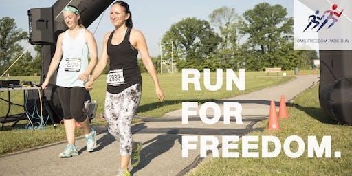 Freedom Park 5K Run