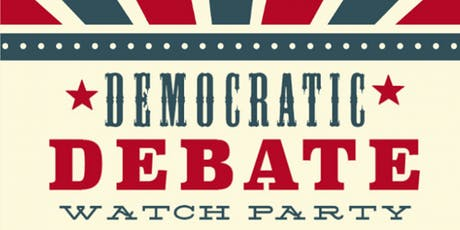 HYD's Democratic Debate Watch Party  tickets