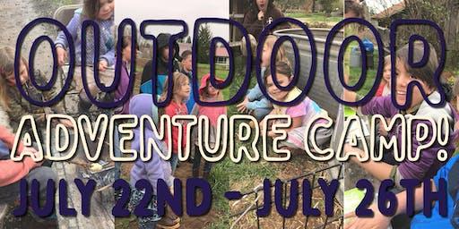 Outdoor Adventure Summer Camp!