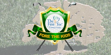 "The First Tee of Contra Costa 10th annual ""Fore The Kids"" Tournament tickets"