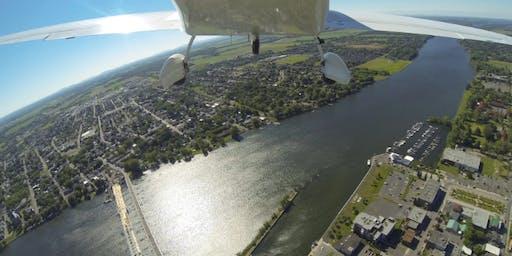 Fly a Friend - Museum Tour, Flight & Burger