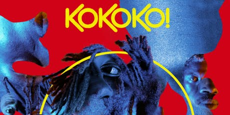 LPR & World Music Institute Present: KOKOKO! - In the Round tickets
