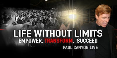 LIFE WITHOUT LIMITS - The Law of Attraction - LIVE with Paul Canyon