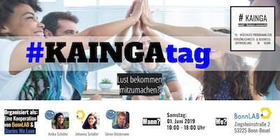 #KAINGA: Kennenlern-Tag mit Mini-Workshops