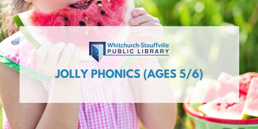 Jolly Phonics (ages 5/6)