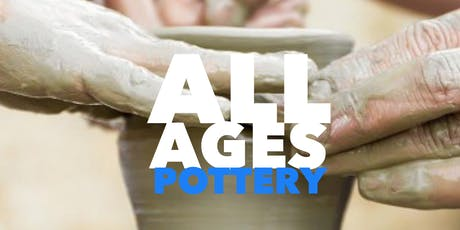 All Ages Pottery Saturday! tickets