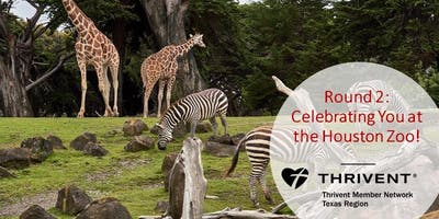 Round 2: Celebrating You at the Houston Zoo!