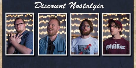 Discount Nostalgia | Moon Cactus | Shelby Olive | Boo Lee Crosser tickets