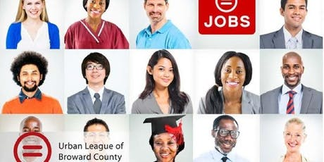 Urban League of Broward County Job Fair tickets