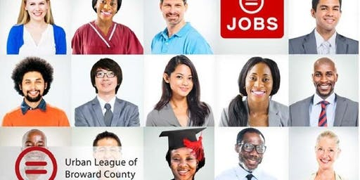 Urban League of Broward County Job Fair