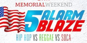 HIP HOP VS REGGAE VS SOCA AT AMADEUS NIGHTCLUB...