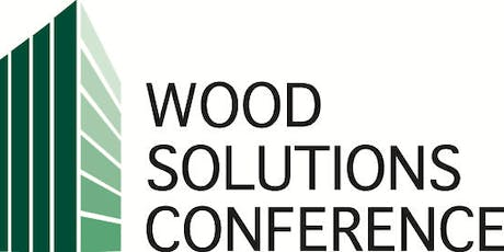 Edmonton Wood Solutions Conference 2019 tickets