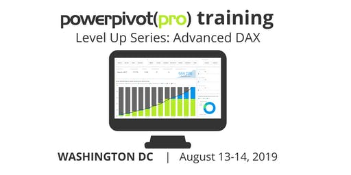 Level Up Series: Advanced DAX - DC 2019