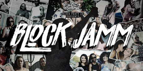 Block Jamm tickets