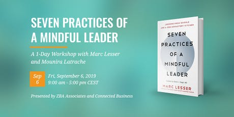 7 Practices of a Mindful Leader (English) Tickets