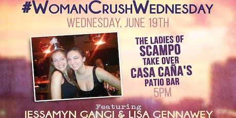Women Crush Wednesday Patio Takeover at Casa Caña! tickets