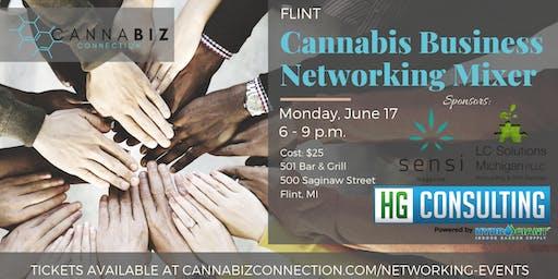 Flint Cannabiz Connection Networking Mixer