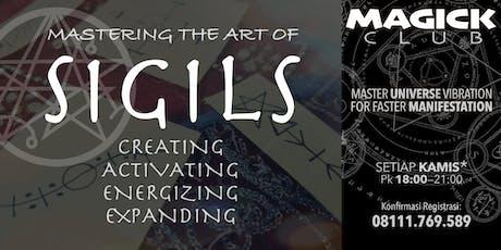 ART OF SIGILS - MAGICK CLUB tickets
