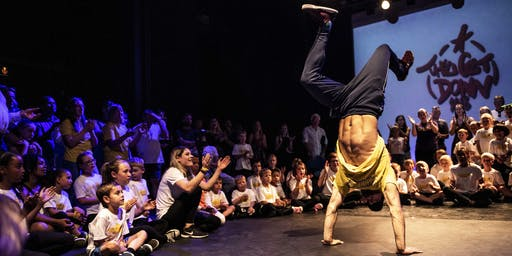 HIP HOP TILL YOU DROP!  Worthing's Ultimate SUMMER Streetdance Camp!