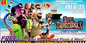 Gateway Park FREE SplashPad Movie & Food Truck...