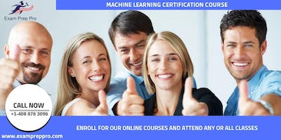 Machine Learning Certification In Albany, NY