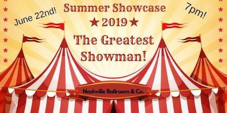 Nashville Ballroom & Co. Summer Showcase 2019 tickets