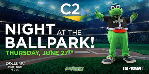 C2 Night at the Ballpark with the Vermont Lake Monsters
