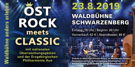 Ostrock meets Classic // Waldbühne anders erleben
