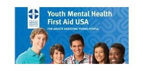 Youth Mental Health First Aid for ACS Professional & Paraprofessional Personnel tickets