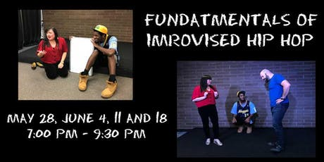 Improvised Hip Hop Student Showcase tickets