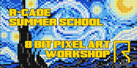 Summer School: 8 Bit Pixel Art tickets