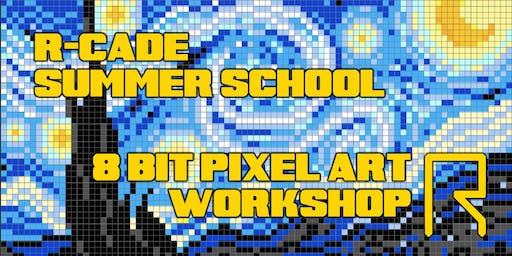 Summer School: 8 Bit Pixel Art