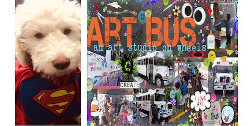 Angelo's Art Bus Party