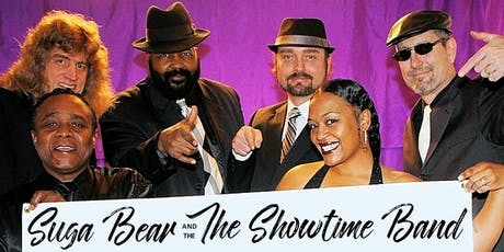 THE SOCIAL PRESENTS: Suga Bear and The Showtime Band tickets