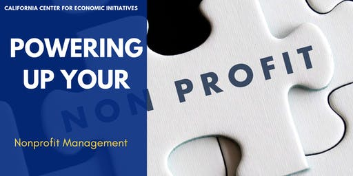 Powering Up Your Nonprofit Management