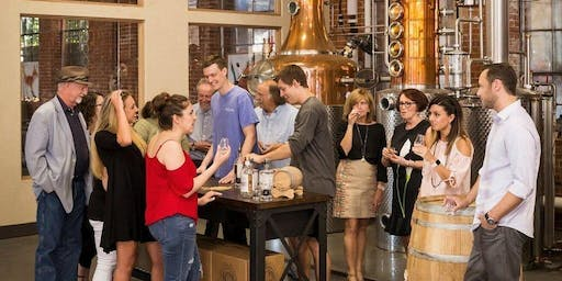 Make Your Own Gin Class with McClintock Distillery