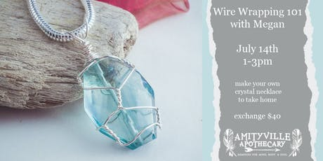 Wire Wrapping 101 tickets