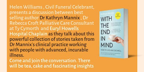 With The end in Mind; A Conversation with Kathryn Mannix tickets
