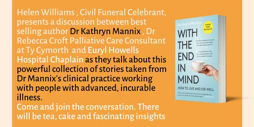 With The end in Mind; A Conversation with Kathryn Mannix