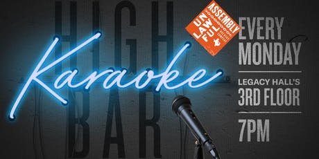 Unlawful Karaoke at Legacy Hall tickets