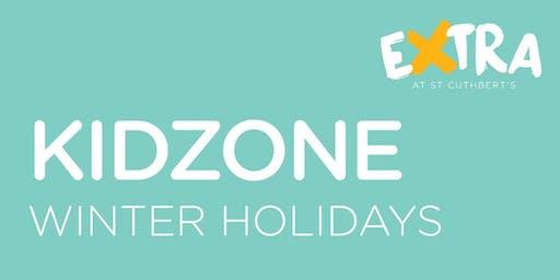KidZone Winter Holiday Programme 2019