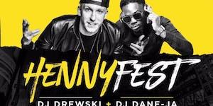 DJ DREWSKI HOT 97 I HENNY FEST I MEMBERS ONLY SATURDAYS