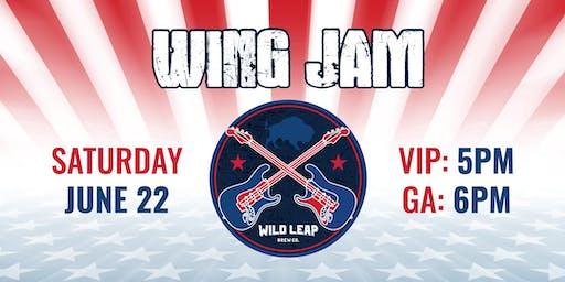 Wild Leap Wing Jam 2019