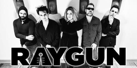 RAYGUN in the Whiskey Room Live tickets
