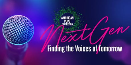 NextGen: Finding the Voices of Tomorrow tickets