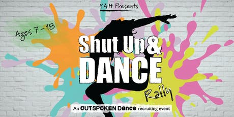 Shut Up and Dance Rally - Recruiting Event tickets
